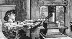 In de 17e eeuw werd de drukpers uitgevonden. Daarvoor moest men het met de hand overschrijven. meestal werd dit gedaan door monniken omdat die konden lezen en schrijven. Na de uitvinding van de drukpers werd het gemakkelijker informatie te verspreiden. De wetenschappelijke revolutie bereikte de mensen via de boekdrukkunst.