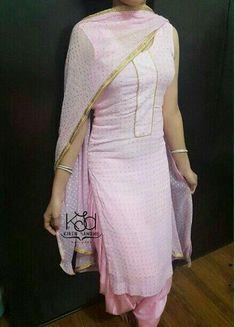 Classic Indian salware suits Click above VISIT link to see Salwar Suit Neck Designs, Saree Jacket Designs, Dress Neck Designs, Punjabi Fashion, Indian Fashion, Punjabi Dress, Punjabi Suits, Indian Dresses, Indian Outfits