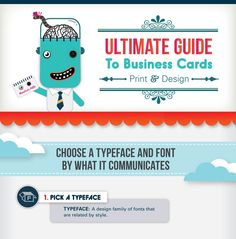 ultimate guide business cards print design pic on Design You Trust