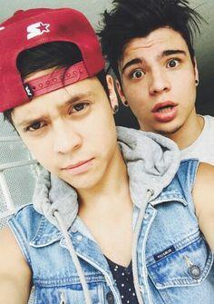 Sebastian Villalobos & Mario Ruiz ♡