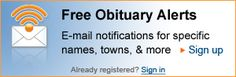 MANITOWOC HERALD TIMES REPORTER OBITUARIES: Complete listing of Manitowoc Herald Times Reporter Obituaries powered by Legacy.com