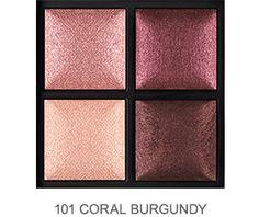 101 Coral Burgundy KIKO