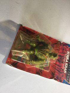 Masters Universe Motu He Man Kobra Khan Motu Moc Carded Action Figure Toy in Juguetes, Figuras de acción, TV, cine y videojuegos   eBay
