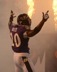"Ed Reed. My all-time favorite football player. And yes, I dare to say ""The Greatest Safety Ever!"""