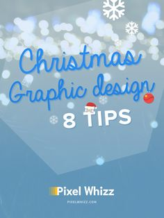 Dramatically improve your website's design before the holidays! This infographic of simple christmas graphic design tips is just for you! via @pixelwhizz