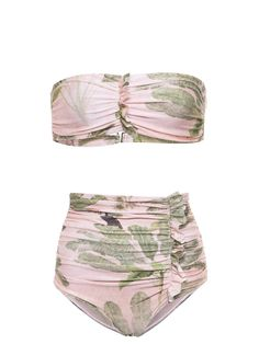Beach Costumes, Pink Closet, Hawaii Outfits, Adriana Degreas, Tropical Prints, Beach Clothes, Lingerie, Body Inspiration, Hot Pants