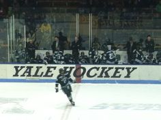 Yale Hockey At Ingalls Rink (The Whale) | Ann Nyberg's Network Connecticut | Let's Start Talking!