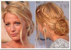 penteados para pouco cabelo e fino - Pesquisa Google