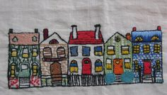 Love all the different stitches in this!