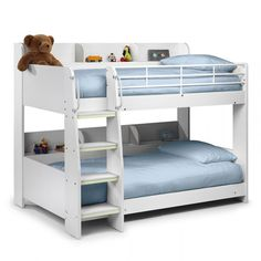 White Bunk Beds with Mattresses . White Bunk Beds with Mattresses . Stompa Classic Kids White Bunk Bed White Bunk Beds In 2019