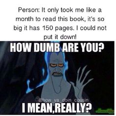 i completed the whole of harry potter series and percy jackson, heroes of olympus and hunger games in maximum a week. I Love Books, Good Books, Books To Read, My Books, Book Memes, Book Quotes, Book Of Life, The Book, Small Book