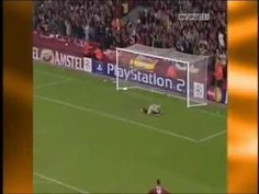 9 years ago today... Gerrard Goal v Olympiakos (UEFA Champions League Group Stage 2004)