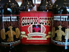 The Granddaddy of All Rootbeers: Sioux City Sarsaparilla. Spirit Suggestions?