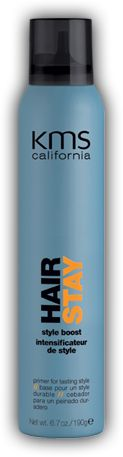 I admit it.  I love me some big hair (I grew up in the 80's for goodness sakes). This creates Lot's of vava voom volume!!  Apply before your favorite styling product.