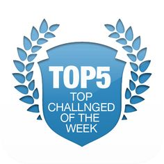 Top challenged!