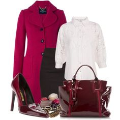 set 1174 --//-- while the heels are much too high for me, I love love love them and the coordinating and shine-riffic satchel!