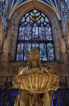 St Giles Cathedral ~ Edinburgh, Scotland