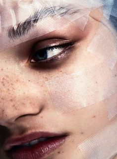 Olivia Jansing by Marcus Ohlsson for Beauty Papers Magazine Spring Summer 2016 4