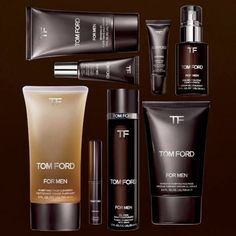 TOM FORD / MEN'S GROOMING LINE.