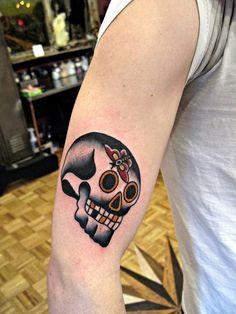 Tattoo by Mark Cross
