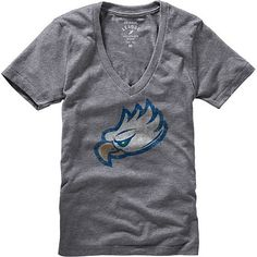 Be smart and look cool in this campus My Fav women's v-neck t-shirt. Short sleeve, slim fit women's t-shirt offers a flattering v-neckline with a super soft feel. T-shirt features the school logo screen-printed on the front. Florida Gulf Coast University, T Shirts For Women, Clothes For Women, Look Cool, Hoodies, Sweatshirts, V Neck T Shirt, Fit Women, Graphic Tees