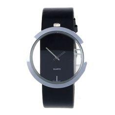 $2.59 (Buy here: https://alitems.com/g/1e8d114494ebda23ff8b16525dc3e8/?i=5&ulp=https%3A%2F%2Fwww.aliexpress.com%2Fitem%2FFeitong-Women-Watch-2016-Fashion-PU-Leather-Simple-Lady-Transparent-Dial-Hollow-Analog-Quartz-Wrist-Watch%2F32709233252.html ) Feitong Women Watch 2017 Fashion PU Leather Simple Lady Transparent Dial Hollow Analog Quartz Wrist Watch Relogio Feminino Gift for just $2.59