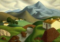 John Luke was an Irish artist. He was born in Belfast at 4 Lewis Street. The fifth of seven sons and one daughter of James Luke and his wife Sarah, originally from Ahoghill, County Antrim, Northern Ireland. Irish Landscape, Landscape Art, Landscape Paintings, John Luke, Irish Art, Belfast, Art For Sale, Oil On Canvas, Illustration Art