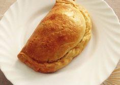 Calzone, Food Food, Food And Drink, Vegetarian, Bread, Baking, Ethnic Recipes, Party, Bakken