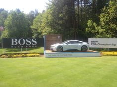PGA 2014 - Outdoor & Event Branding #outdoorbranding #eventbranding #enigmavisual
