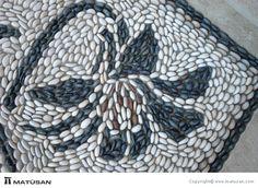 Portfolio - Pebble Mosaic ⛰ More At FOSTERGINGER @ Pinterest