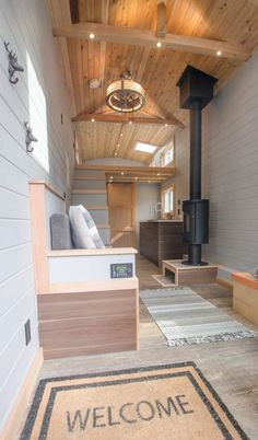 Tiny House Town a home blog sharing beautiful tiny homes and houses, usually under 500 square feet.