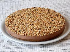 Cheesecake alla Nutella (Nigella Lawson)