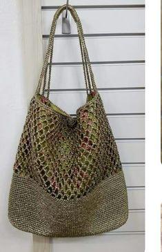 Sensational Benefiting From Beginners Crochet Ideas. Awesome Benefiting From Beginners Crochet Ideas. Crochet Market Bag, Crochet Tote, Crochet Handbags, Crochet Purses, Crotchet Bags, Knitted Bags, Crochet Shell Stitch, Purse Patterns, Tote Pattern