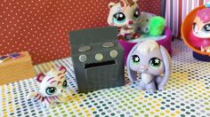 Easy DIY Custom LPS Doll Accessories: How to Make a Tiny Stove Oven for ...