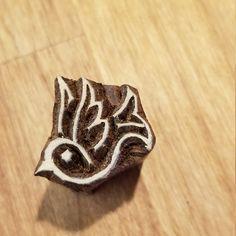 Seaweed Coral Underwater Ocean Plant Wood Stamp Hand Carved   Etsy