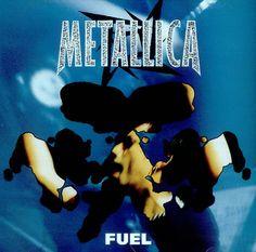 """RECENSIONE: METALLICA Singolo (( Fuel )) Con il singolo """"Fuel"""" i Metallica ci fanno fare letteralmente il pieno di grinta per poterci scatenare con le corna al cielo. In questa tracklist si trova infatti una canzone il cui obiettivo è farci fare headbanging senza troppi fronzoli o esperimenti di sorta, unita ad altre dal vivo, giusto per ricordarci che nonostante """"Load"""" e """"Re-load"""" non siano due delle loro prove migliori, su un palco i Four Horsemen sanno ancora far tremare la terra."""