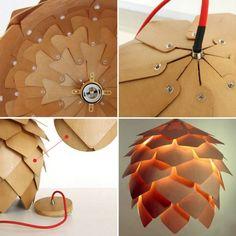pendelleuchte design holz ohne rahmengestell pavel eekra