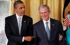 Did George Bush squander the discretion to intervene?