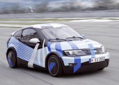 A German Consortium Led by BMW is Developing a Lightweight EV Concept, the Visio.m Prototype
