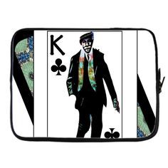 Play Your Hand...King Club No. 1 Laptop Sleeve