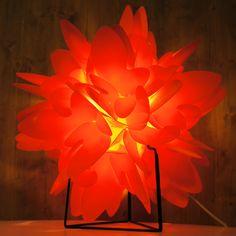 Structure luminaire RAOUL RABA «Rose des Sables»