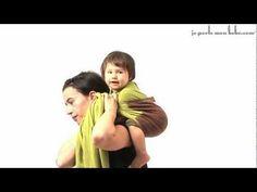 18 meilleures images du tableau Je Porte Mon Bébé   Ring sling, Baby ... f4850d3c903