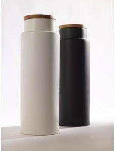 Beaker + Bamboo Cover