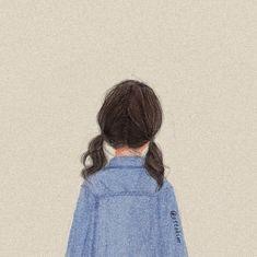 Sweet Drawings, Amazing Drawings, Girl Cartoon, Cartoon Art, Tmblr Girl, Girls Diary, Cute Couple Art, Digital Art Girl, Illustration Girl