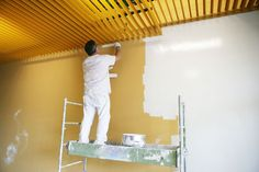 Prep is an important part of #painting especially for outside work. People involved in #commercialpainting generally include prep work in their #packages..goo.gl/cd4BwV