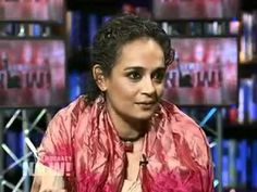 ▶ Arundhati Roy on Obama's Wars and other - YouTube