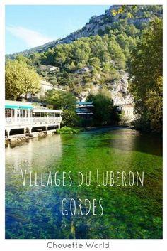 Que voir dans le Luberon ? #Luberon #Provence #Vaucluse #fontainedevaucluse #fontainevaucluse #village #france