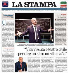 29 febraio 2012 - La Stampa - intervista