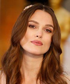 10 famosas en los Oscars. Maquillaje de noche para brillar: Keira Knighley