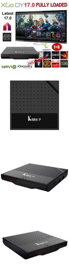 Internet and Media Streamers: 2017 Tv Box Smart Xgody Octa Core Add-Ons 17.0 Fully Loaded Android 6.0 4K Hdmi BUY IT NOW ONLY: $49.9